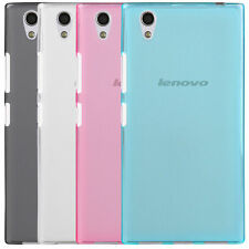 New Screen Protector + Soft Silicone Back Case Cover For Lenovo P70 P70-t