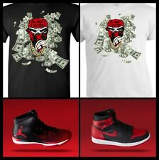 "EXCLUSIVE TEE /T-SHIRT TO MATCH THE NIKE AIR JORDAN BANNED BREDS! ""BANNED LIFE"""
