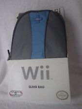 New Switch N Carry Nintendo Wii Sling Bag Backpack