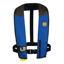 Mustang MD3087 Deluxe Inflatable PFD Automatic Royal/Black/Carbon