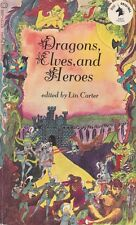 First edition.  Lin Carter: Dragons, Elves, and Heroes. : Ballantine 113478
