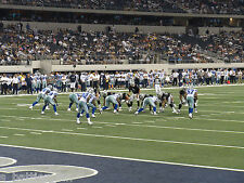 2 OF 4 DALLAS COWBOYS VS WASHINGTON REDSKINS TIX VERY FRONT ROW.THANKSGIVING DAY