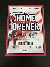 2012 Full Tickets Los Angeles Anaheim Angels YOU PICK ONE GAME Trout HR Pujols