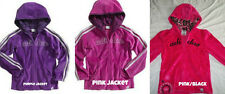 * NWT NEW GIRLS Adidas Princess Velour Jacket SWEATER SWEATSHIRT 4 5 6x