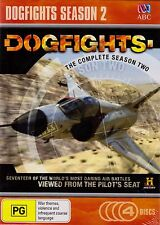 Dogfights: The Complete Season 2 (Region 4 DVD 4-Disc Set) NEW