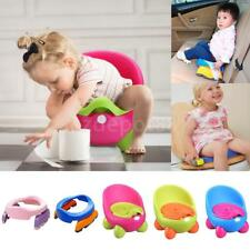 Baby Kids Potette Plus/Egg Potty Toilet Chair Seat Home Travel Potty Training