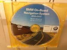 2004 2005 2006 2007 2008 BMW M6 M5 M Coupe  Navigation DVD Map US and Canada