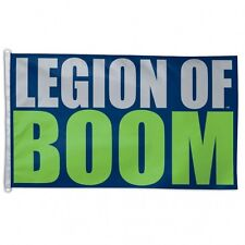 NWT NFL Seattle Seahawks Wincraft 3' x 5' Legion of Boom Flag w/ D-Rings NEW!
