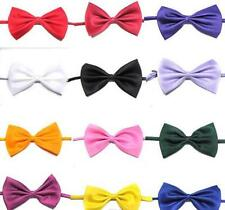 Baby Boy's Silky Bow Tie - Choose From A Variety Of Colors