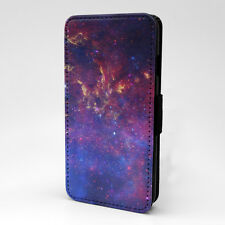 Planets Galaxies Space Flip Case Cover For Samsung Galaxy - A1249