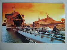Postcard - CONTINENTAL FERRY PORT, PORTSMOUTH. Unused. Standard size