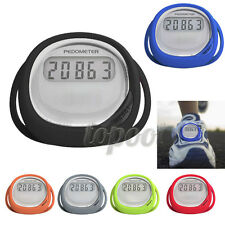 Mini LCD Run Step Pedometer Walking Calorie Counter Distance Measurement Counter