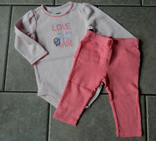 Outfit Gymboree Brand New Baby,bodysuit,pants,2 pc. set,NWT,sz. 0,3,6 months