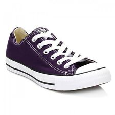 Unisex Adults Converse 'All Star CT Ox' Purple Trainers