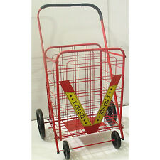 Grocery Shopping Cart Folding  Hand Truck Extra Size Laundry Utility Mat Pant