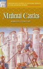 NEW Medieval Castles by Marilyn Stokstad Hardcover Book (English) Free Shipping