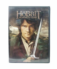 The Hobbit - An Unexpected Journey (DVD, 2013) NEW SEALED FREEPOST
