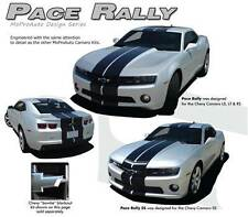 PACE RALLY 2011 Camaro - Premium 3M Vinyl Racing Stripes Decals RS 893