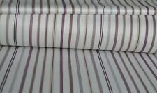 800TC Egyptian Cotton 1pc FITTED SHEET Sateen Blue Black Stripe