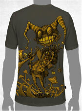 magic mushroom Men T-shirt, festival Clothing, T Shirt-Boho T-shirt Psychedelic