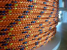 "5/16"" x 78 ft. Double Braid Yacht Braid Polyester.Sailboat Line/ Marine Rope"