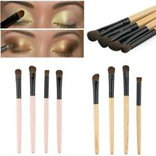 4pcs Professional Foundation Makeup Brush Set Eyeshadow Brush Cosmetic Brushes