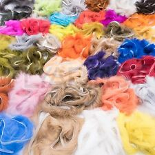 Zonker RABBIT STRIPS Fly Tying Materials Hareline Fishing - 43 COLORS AVAILABLE!