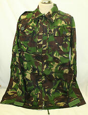 Brand New Old Stock Temperate DPM Combat Smock Large Sizes British Army Retro