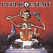 Public Enemy : Muse Sick-N-Hour Mess Age CD (1998) Def Jam Records