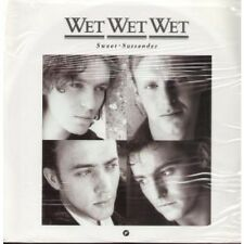 """WET WET WET Sweet Surrender 12"""" 3 Track Extended Mix (8761351) Pic Sleeve GERMAN"""