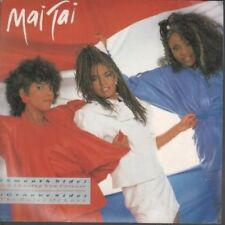 """MAI TAI Am I Losing You Forever 7"""" Promo In Stock Copy Sleeve B/w Rules Of Love"""