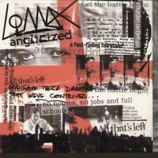 """LOMAX Anglicized 7"""" B/w Last Meal For Geoff (93701) Pic Sleeve UK ISSUE PRESSED"""