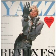 YAZZ Remixes LP 6 Track With Calendar Poster In Info Stickered Sleeve (blrxlp1)