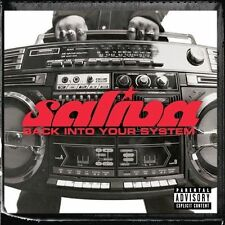 Saliva - Back into Your System [PA]  (CD, Nov-2002, Island (Label))