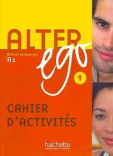 Alter Ego by Annie Berthet Paperback Book (French)