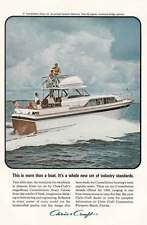 1964 Chris Craft: This Is More Than a Boat Print Ad (18901)