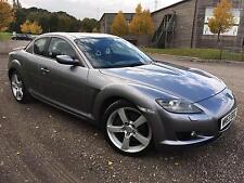 2003 53 Mazda RX-8 1.3 (228bhp) in Grey metallic. Genuine 79K miles from new.