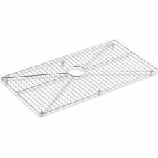 "Kohler K-6474-ST 32"" x 16-7&10"" Sink Rack Stainless Steel"