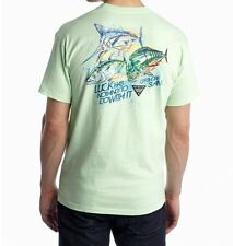 NWT Columbia Men's PFG Offshore Charm Short Sleeve Tee T-Shirt S-XXL MSRP $30