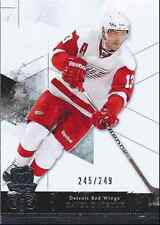 2010-11 Upper Deck The Cup Pavel Datsyuk 245/249 Detroit Red Wings #59