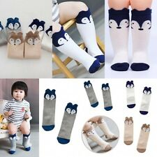 Baby Toddler Girls Boy Soft Leggings Warmer Leg Warmers Lovely Knee Long Socks