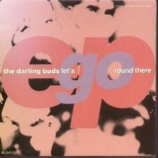 "DARLING BUDS Let's Go Round There 7"" 3 Track Ep In Gatefold Pic Sleeve B/w Turn"
