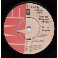 "BARRON KNIGHTS Call Up The Groups 7"" 4 Track Reissue B/w Under New Management Pa"