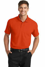 Port Authority Mens K572 Polo Shirt Dry Zone Grid Polo NEW S-4XL