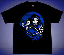New xi Blk Blue Juice movie shirt match air jordan 11  space jam cajmear M L XL
