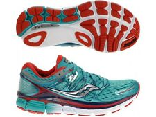 NEW WOMENS SAUCONY TRIUMPH ISO RUNNING SHOES - ALL SIZES - SAVE 50%