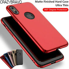 Luxury Ultra Thin Slim Matte Hard Back Case Cover For iPhone 7 Plus 5S 6 6S Plus