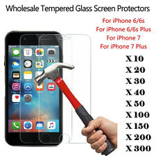 NEW Best 9H Tempered Glass Film Screen Protector For iPhone 7 / 7 Plus Wholesale
