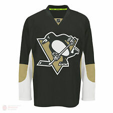 Pittsburgh PENGUINS Reebok AUTHENTIC Officially Licensed NHL EDGE Jersey,
