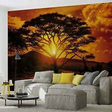 WALL MURAL Flowers Forest Nature XXL PHOTO WALLPAPER (055DC)